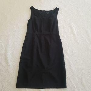 Ann Taylor Sleeveless Midi Dress